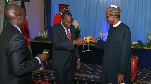 Kenya and Nigeria To Make Africa A Better Place