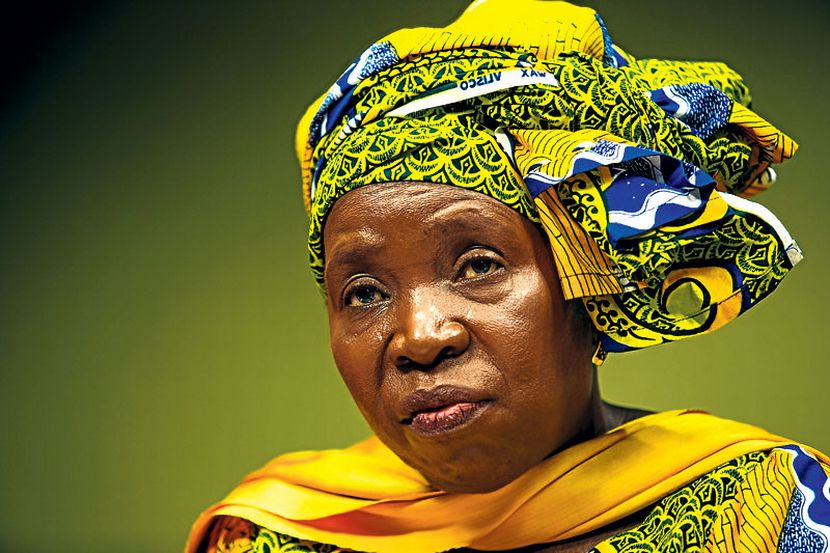 Dlamini-Zuma Says Leaders To Blame For Africa's Problems