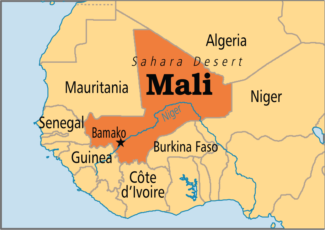 Red Cross Employee Killed In Mali