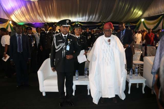 Re: Obasanjo Storms Out Of Police Event Over Delay
