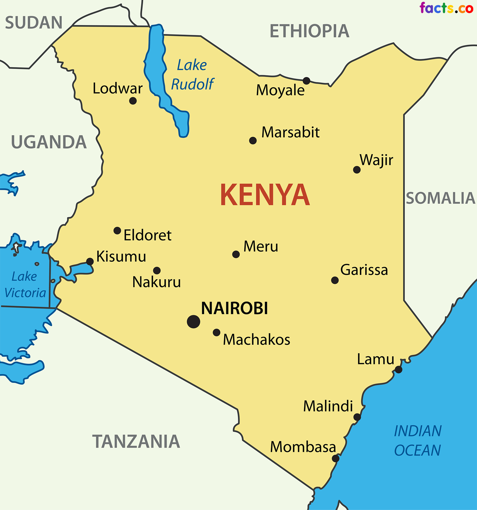 kenyan cities by size - Ibov.jonathandedecker.com