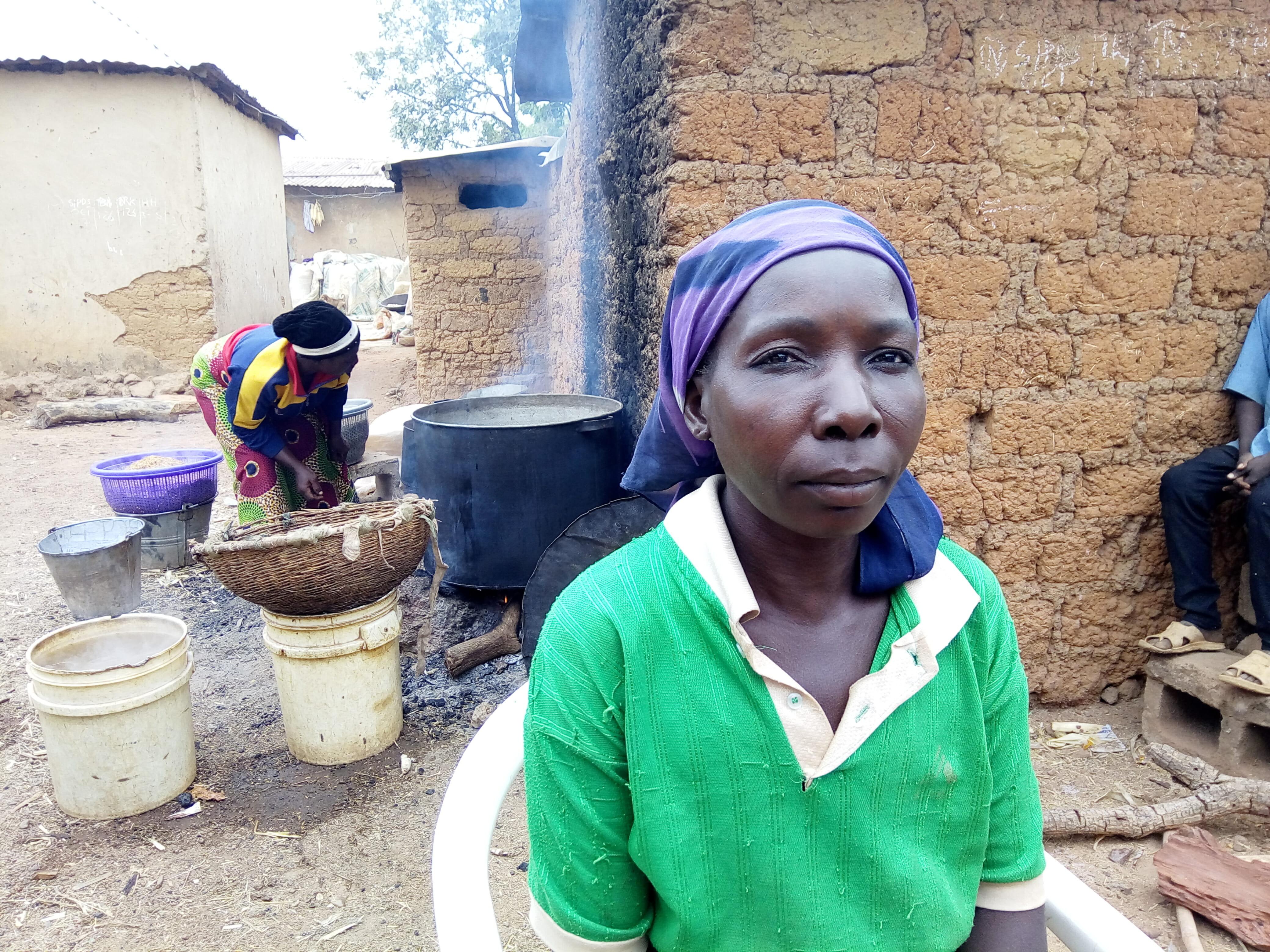 Keffin Gbagyi Report On Maternal Health [Audio]
