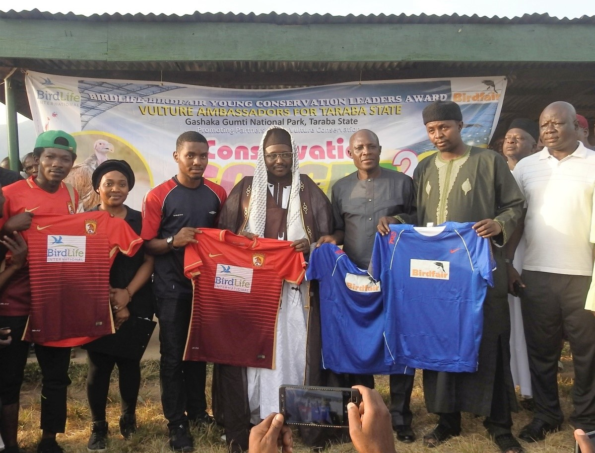 Raising Awareness For Conservation Through Sports