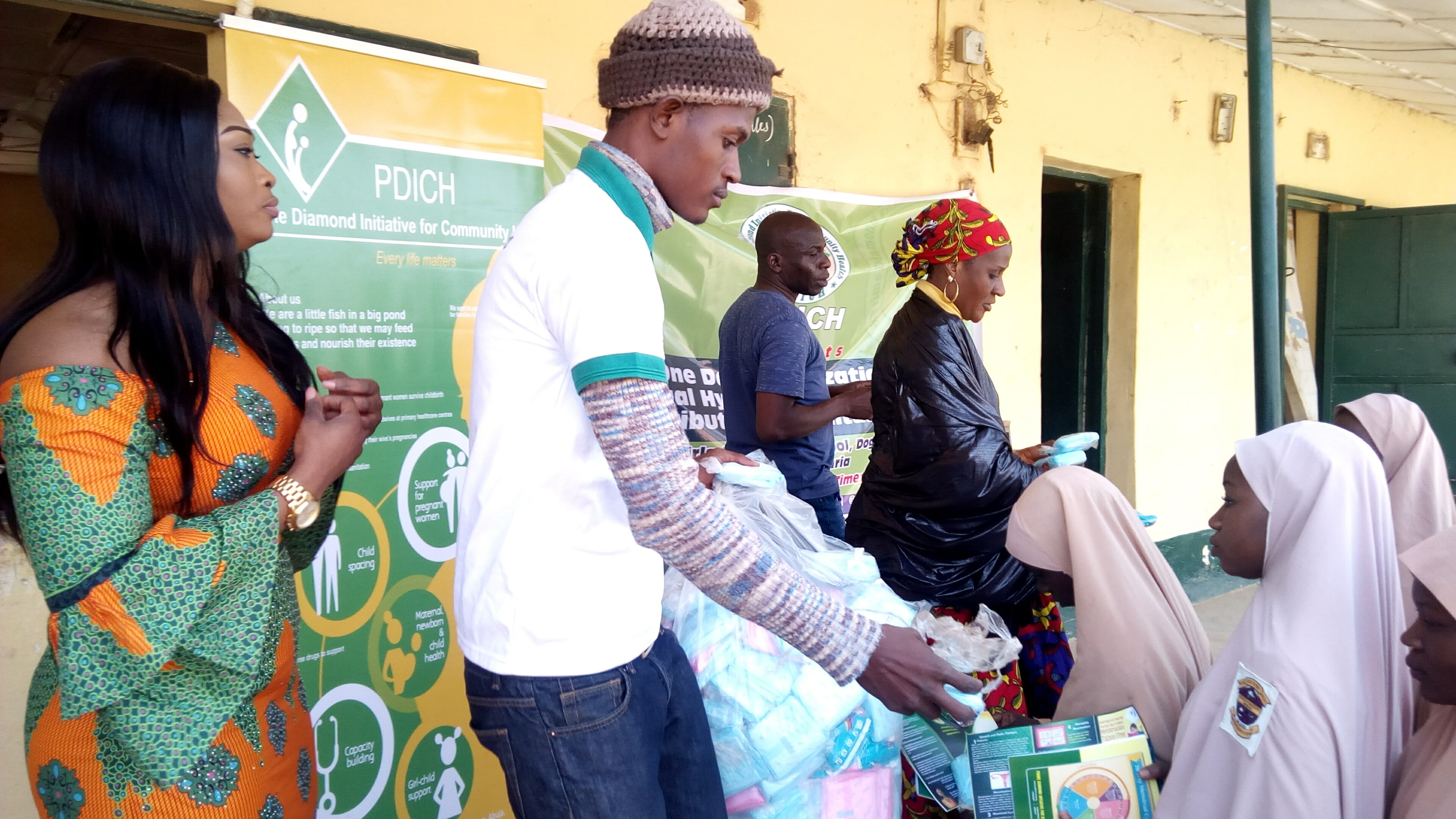 Provide Free Sanitary Materials To Girls In Schools – UK Based NGO Tells Nigerian Government