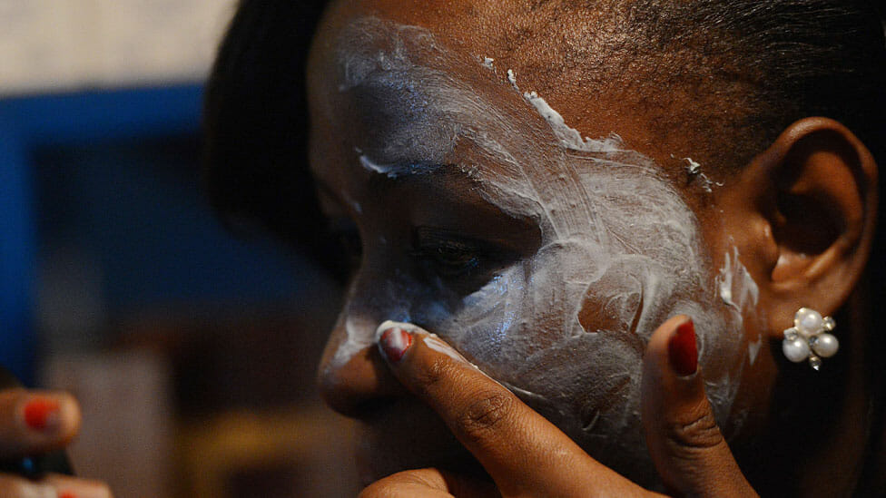 Ghana bars recruits over stretch marks and bleached skin