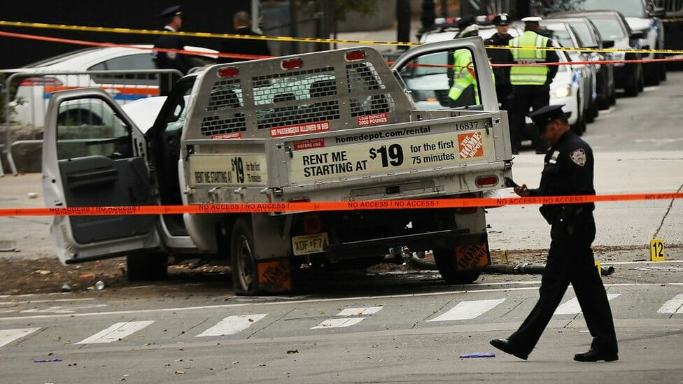 New York to install 1,500 security barriers after vehicle attacks