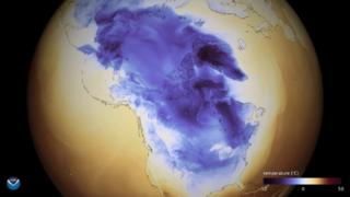 US weather satellites capture the cold snap