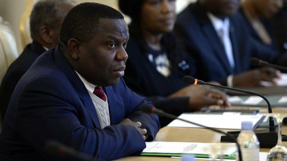 Zambia foreign minister Harry Kalaba resigns over 'greed'