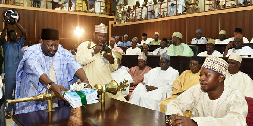 Dankwambo Tables Budget Document