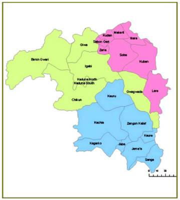 Nigeria: Kaduna Local Councils Propose To Spend N55 Billion In 2018 Fiscal Year