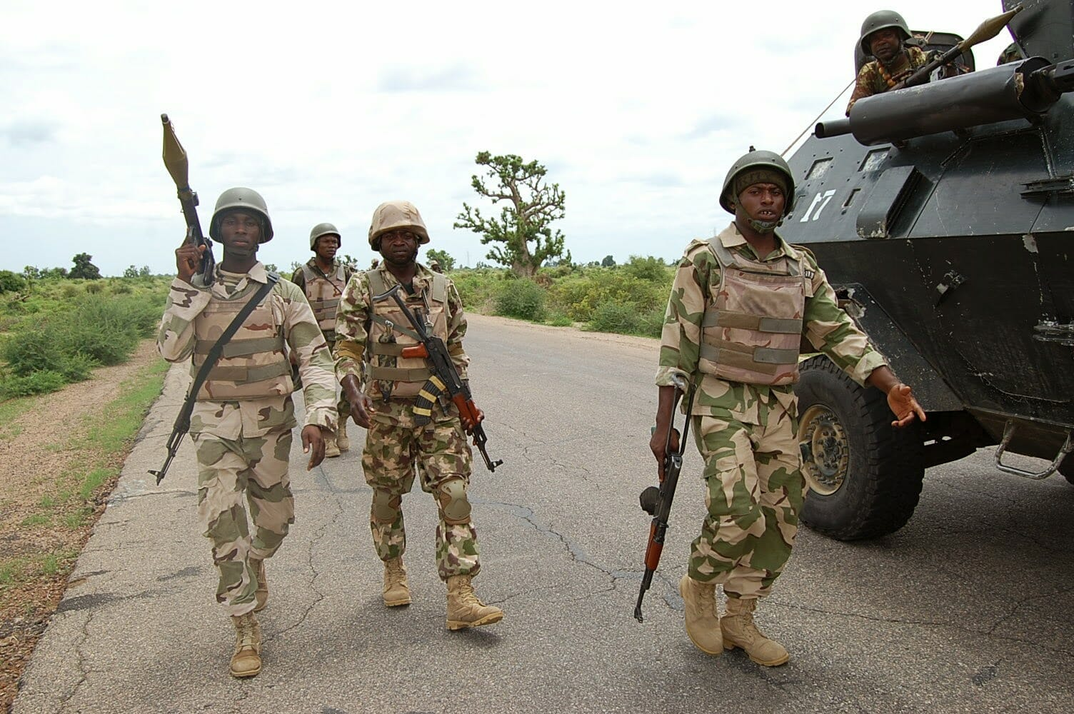 Nigeria's Security At Risk — Senior Security Officers