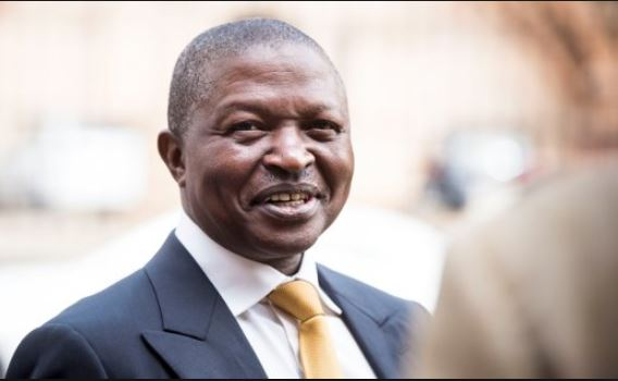 South Africa: Let's Fight For Our Children's Rights — Deputy President Mabuza