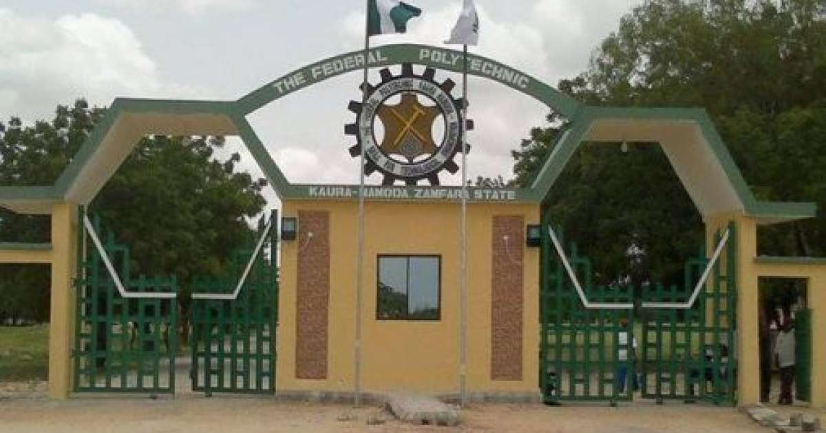 Nigerian Polytechnic Staff Union To FG: Compel Rector To Refund Embezzled N3bn