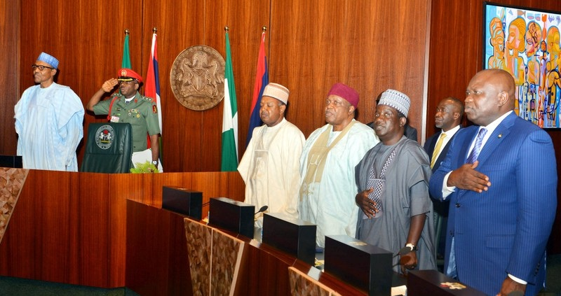 Nigerians Laud Government Over Food Security Council
