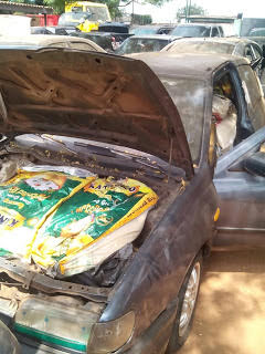 Nigerian Customs Restrategise To Arresting Suspects Along Any Seizure, Clamped Down On Car Smugglers Along Idiroko Axis
