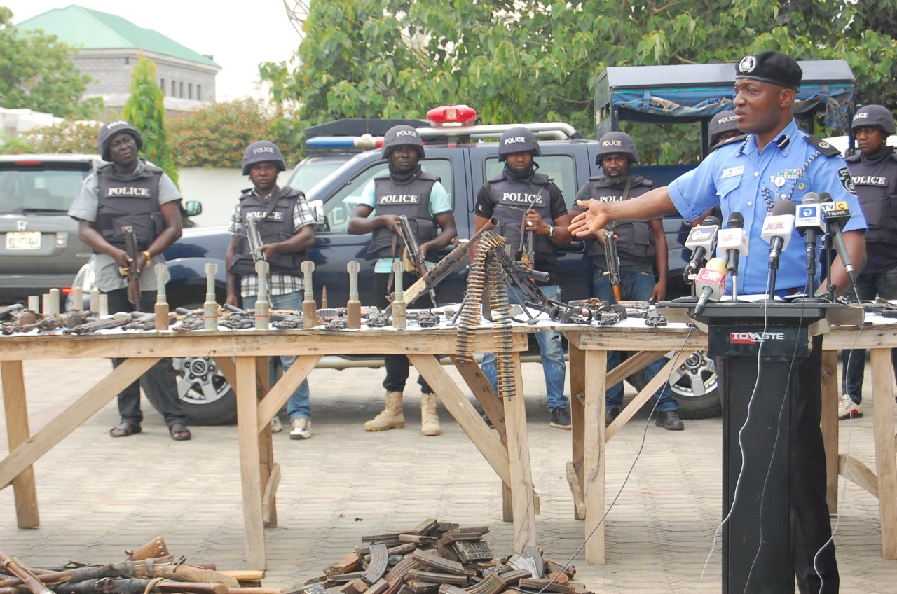 Mop – Up Of Weapons: Nigerian Police Extends Ultimatum By 21 Days