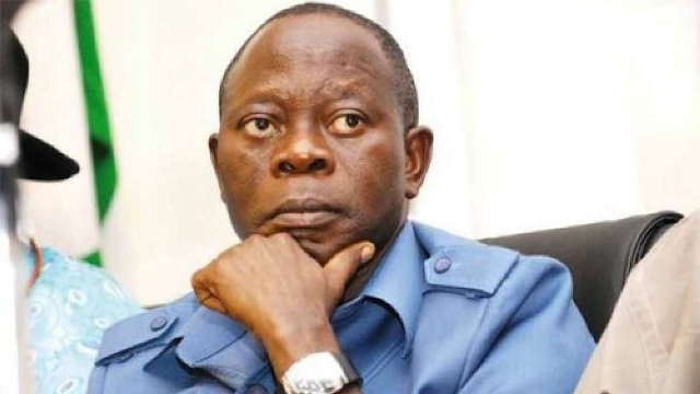 "Adopt ""Ruthless"" Measure Against Looters Of Nigeria's Treasury – Oshiomhole To Buhari"