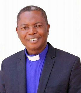 Rev. Stephen Panya Baba