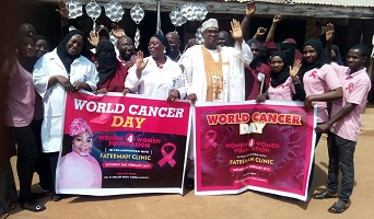 World: Merck Foundation Marks World Cancer Day – Says Cases In Africa Growing