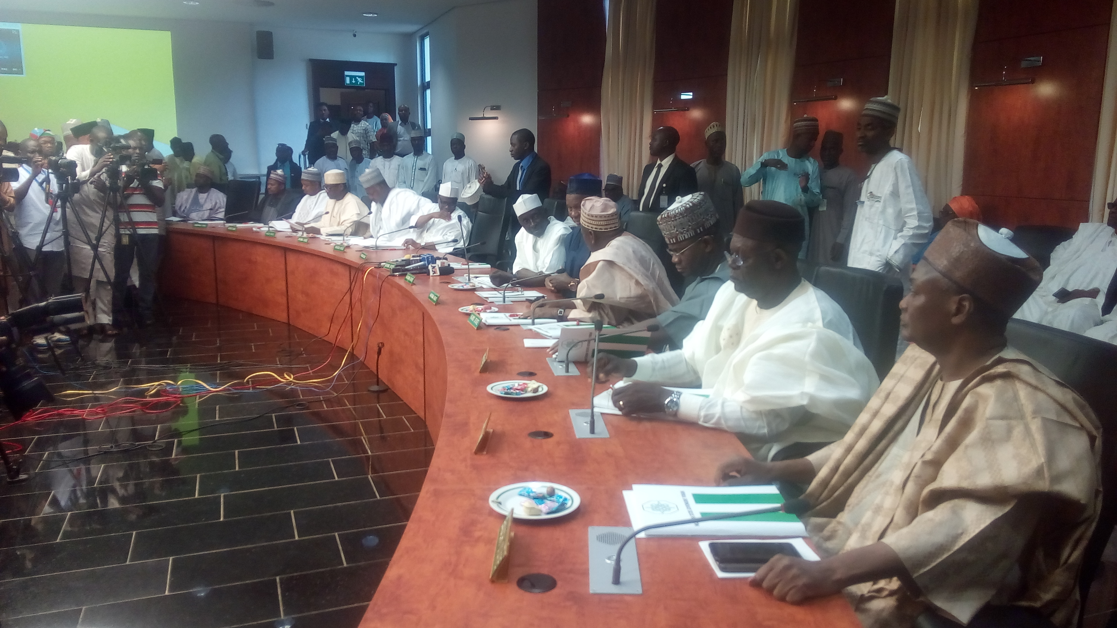 Nigeria: Northern Governors Strategise To End Insecurity … Gets New Chairman