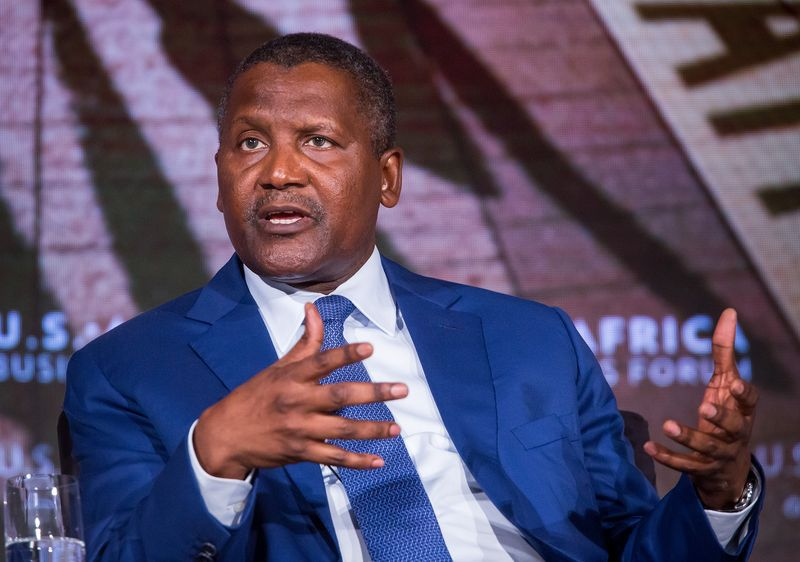 Dangote Named Among Greatest Leaders On Earth … foremost Philanthropist And Richest Man In Africa