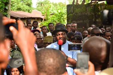 Imo Bomb Blast: Deputy Gov., Security Chiefs Visit Affected Community