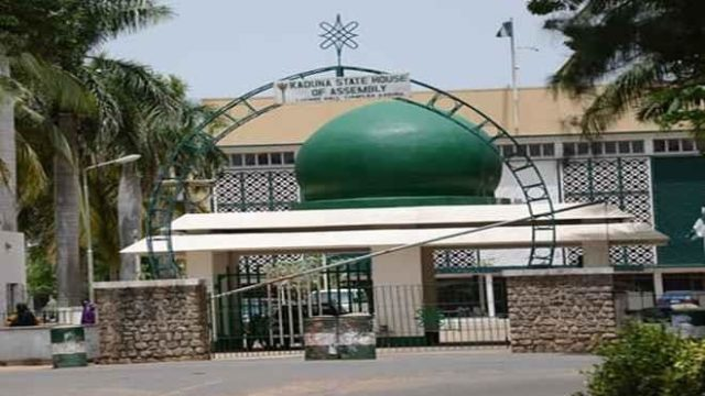 Nigeria: Kaduna Assembly Swears-in Goroh And Amwe,