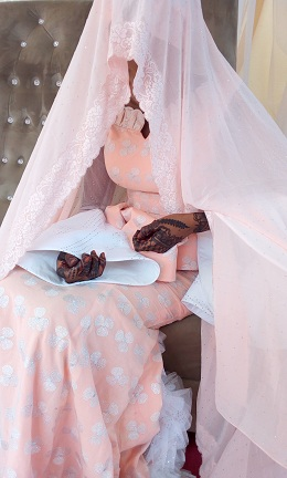 Wedding Fatiha: Sadiya Joins Shaheed In Kaduna, North West Nigeria.