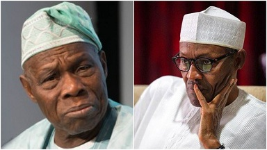 Obasanjo Expresses Fear Of Nigeria's Entity  Amidst Insecurity … Writes Buhari