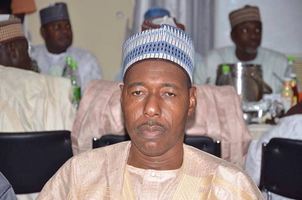 Improved Security : Borno Now To Focus On Economic Recovery, Stabilization  –  Zulum