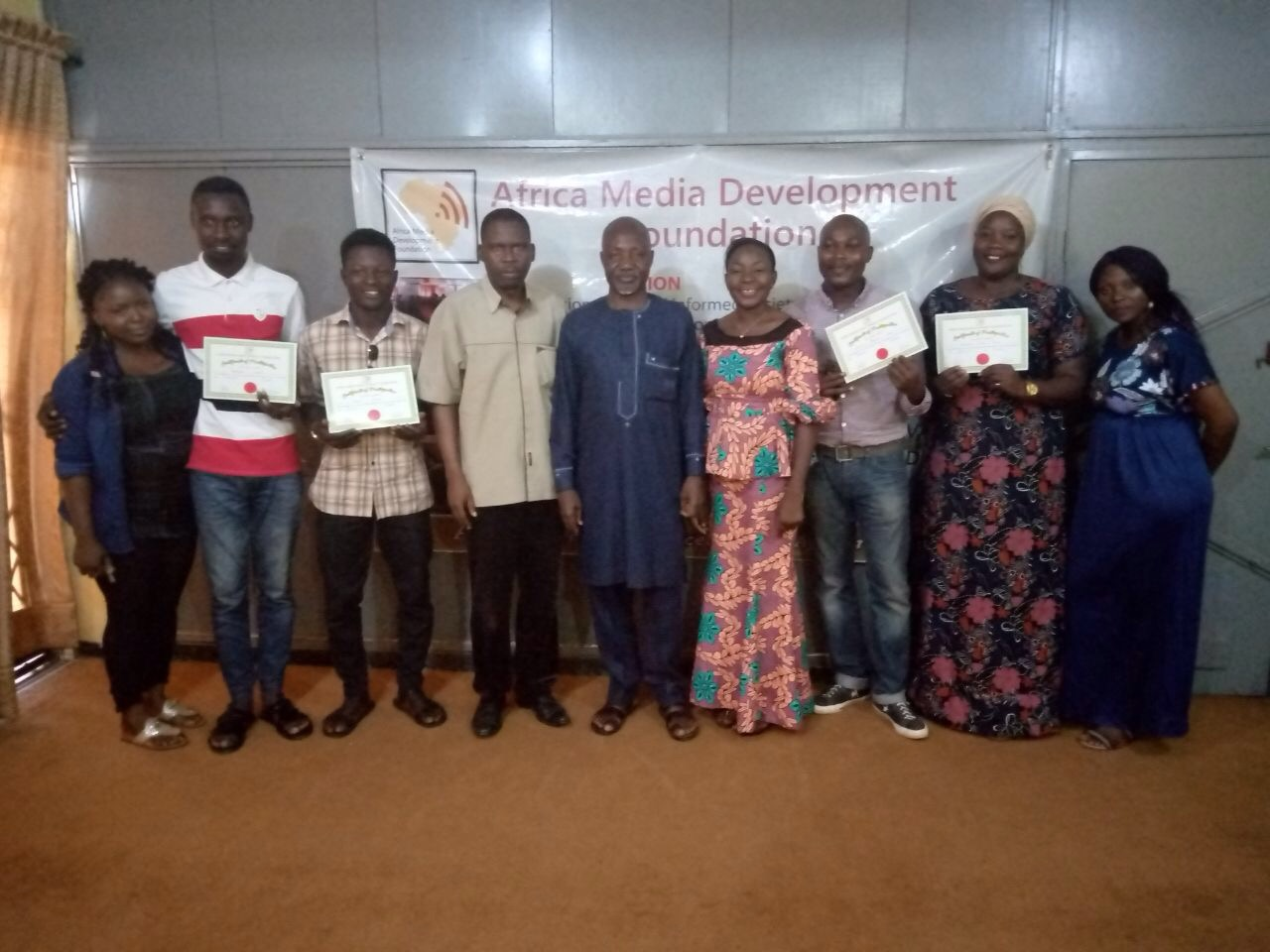 Organisation Trains Nigerian Journalists On Improved Media Content In Kaduna