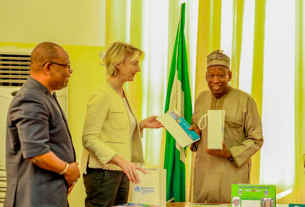 Kano Committed To Quality Data On TB, Non Communicable Diseases – Ganduje