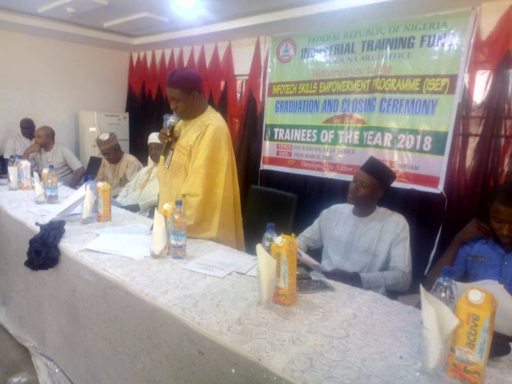Nigeria: ITF Launches InfoTech Skills Empowerment Programme in Zones