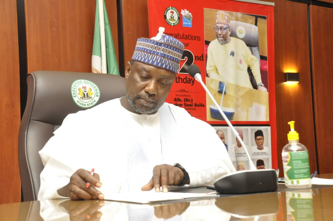 Niger State Finalises Strategy To End Banditry, Others – Sani Bello