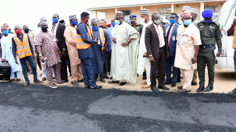 Niger: It Won't Be Business As Usual — Says Bello …To Complete All Ongoing Projects