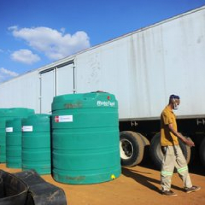 South Africa: Delivery Of Water To Alfred Nzo Municipality Continues