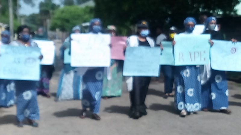 Rape: Women Groups  Advocate  Stiffer Penalties For Rapists, Hold Protest In Kaduna