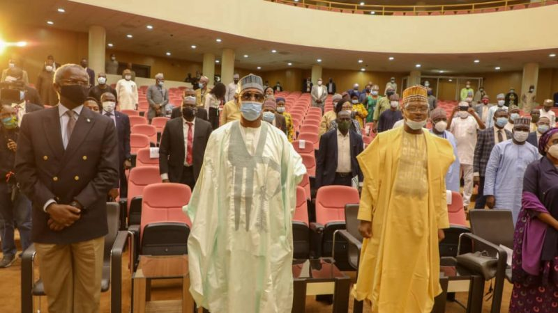 Gov. Zulum Chairs Virtual Commissioning of Projects by Pantami's Ministry