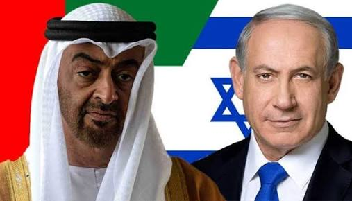 Historic: Israel, UAE Reach Deal to Normalise  Relations.
