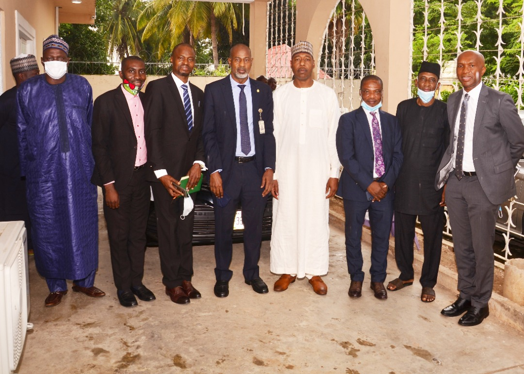Anchor borrowers: Zulum hosts CBN team, wants 65,000 hectares cultivated in Borno