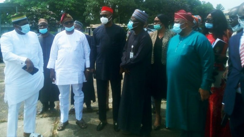 National Assembly pours encomium on Eye Centre … To tackle trespassing on land
