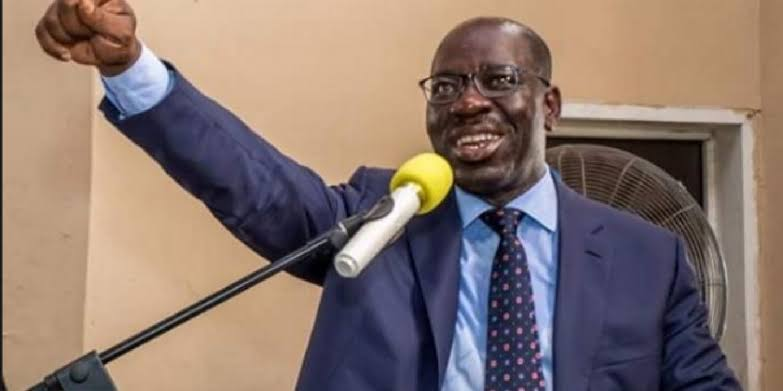 Edo: Ishaku congratulates Obaseki – says the victory an acknowledgement of good job