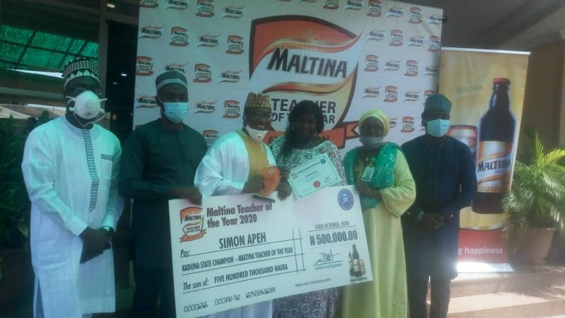 11 State Champions storm Kaduna for Maltina Teacher award, Adamawa emerges National Winner
