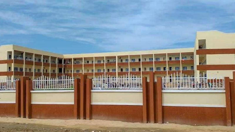 Borno: 3,000 deprived kids targeted as Zulum unveils 2 mega schools in low-income communities