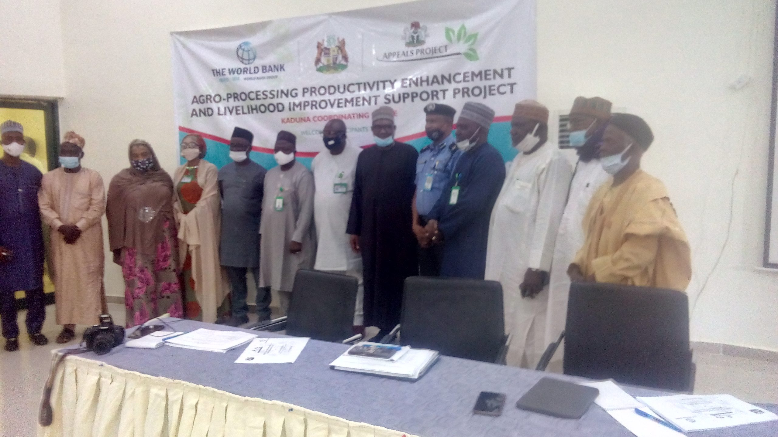 We 're committed to women, youth empowerment through APPEALS projects – KDSG