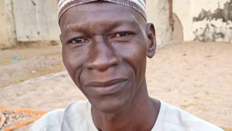 Duduwale: The agony story of a world Trekker in honour of President Buhari's Victory in 2015