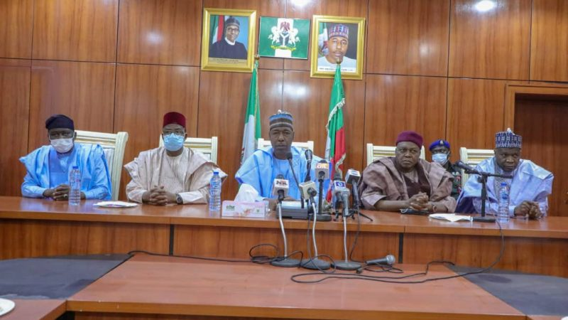 Boko Haram: Darius joins other Northeast governors to back Zulum's call for mercenaries