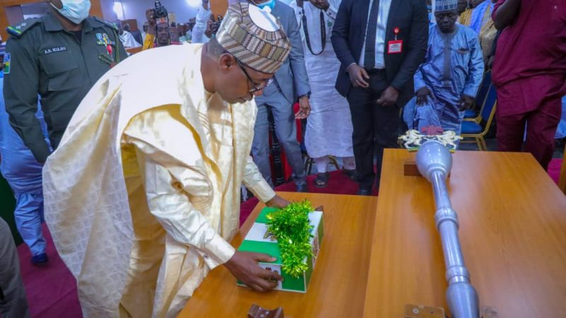 Borno: Capital projects get 65% as Zulum budgets N208b for 2021