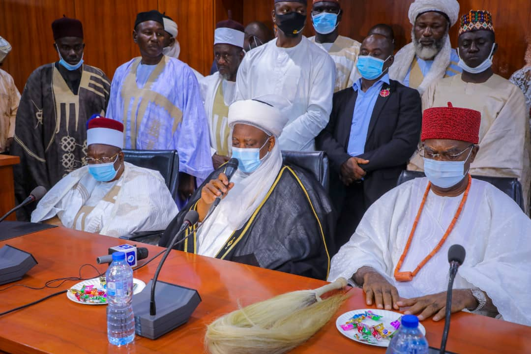Boko Haram: Sultan leads north, south traditional rulers to meet Zulum