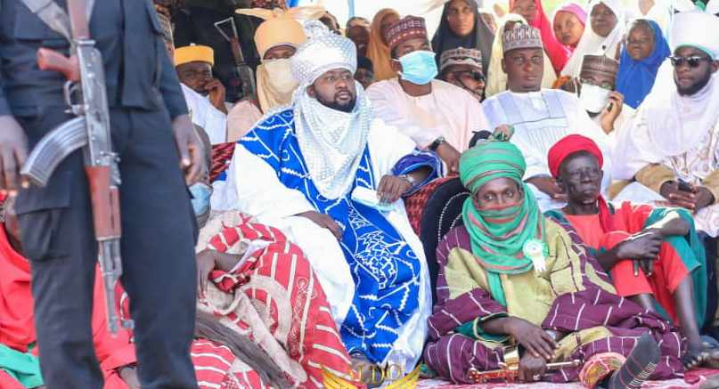 'I will Use My Traditional Title To Impact More On My Community'—Shamsuddeen Bala Mohammed